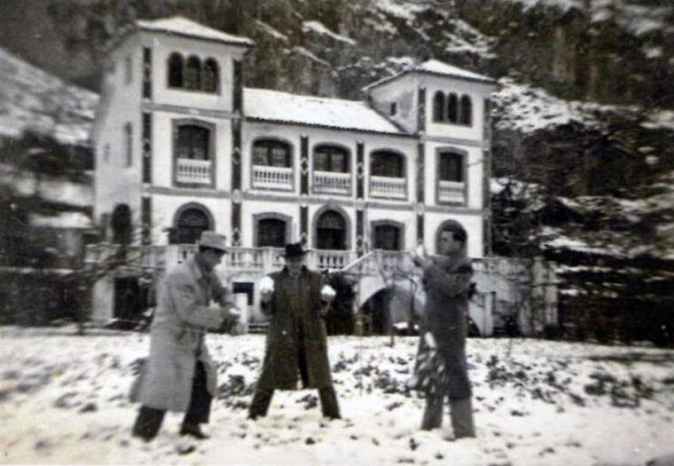 El Hotel años 60.