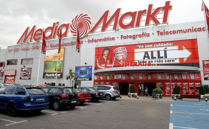 Tienda MediaMarkt.